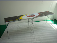 8 feet beer pong game table for outdoor o indoor use