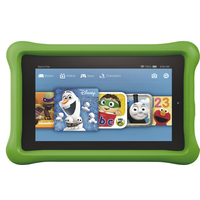 Tablet Back Cover Shock Absorber Child proof 7 inch Android Tablet Silicone Case for Amazon Fire Kids Edition