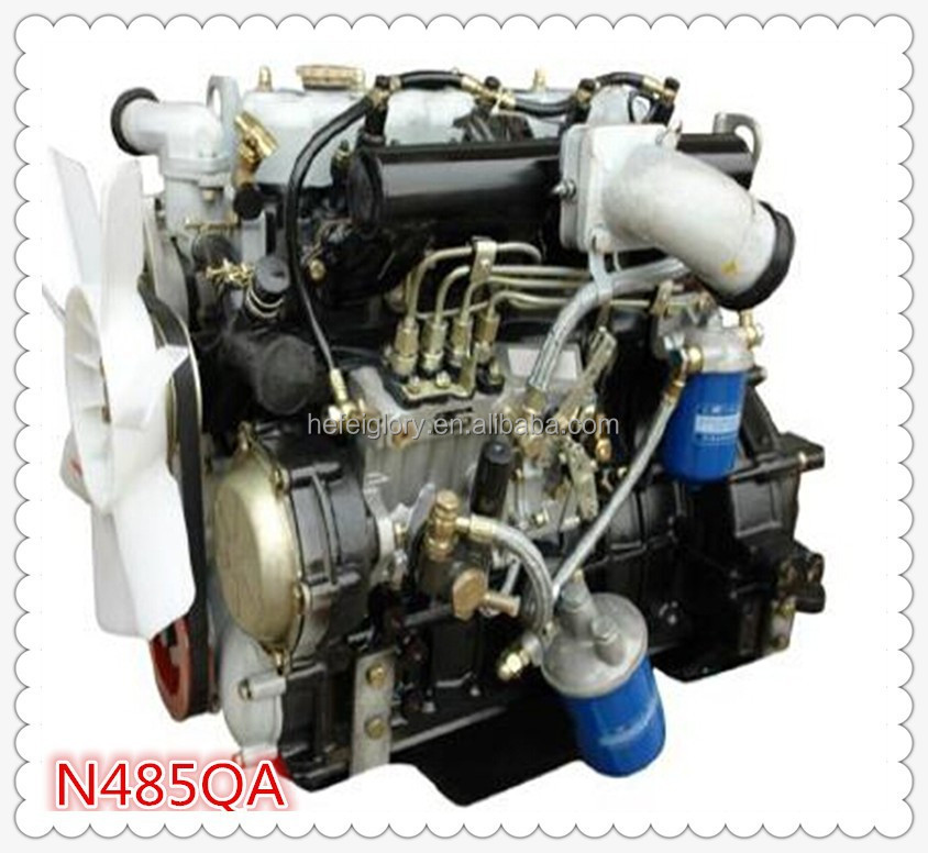 4D18E/4D22E diesel engine for car/truck