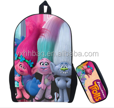 Mochilas cartoon cheap school backpack