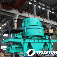 Large Capacity gravel and sand making machine made in China