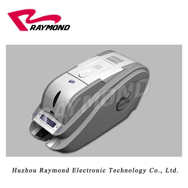 South Korea IDP Smart 50S with LED Standard Class ID Card Printer,Single-Sided PVC Card Printing Machine