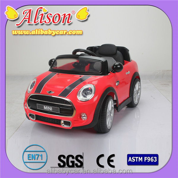 New Alison C00790 metal remote control car with rc car race track for kids