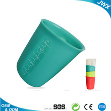 500ml Silicone Measuring Cup Manufacturer,Kitchen Measuring Tool