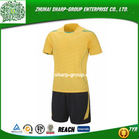 High quality wholesale plain soccer jersey