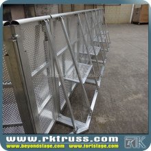 Hot! wholesales for 1*1.25*1.2m automated parking system and car barriers/paintball barrier/roadway safety barrier