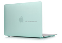 For Apple laptops Macbook Case, Matte Hard Shell Clip Snap-on - Mint Green