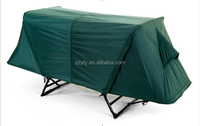 YFY off ground Tent aluminum frame regular size water resistant