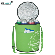 custom thermal beer wine bag cooler for promotional non woven wine cooler bag