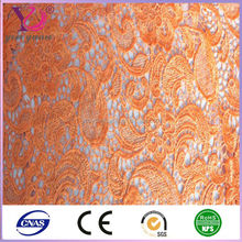 Lace Fabric with jacquard artwork