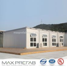 modular collapsible offices prefab toilet for container homes