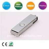 promotional gift metal 2GB 4GB 8GB USB flash disk/ memory stick