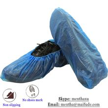 Made In China ear cycling plastic shoe cover