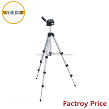 Professional Camera Tripod with Universal 1/4-inch Screw Mount