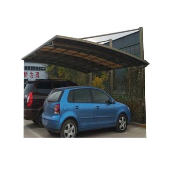 Alibaba china market metal garden shed car sun shade