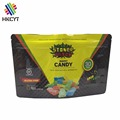 Best selling wholesale zip lock custom printed food grade stand up pouches for candy packaging