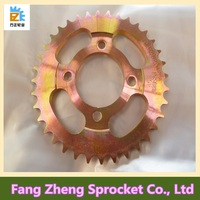 45# Steel Motorcycle Chain Sprocket for Honda Wave125