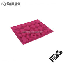 Silicone mold for candles,ice cube mould tray,soap mould,