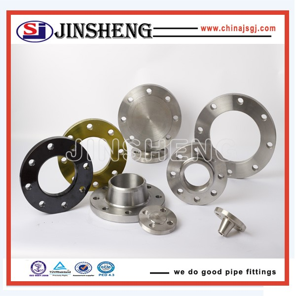 2014 hot sale flange forged falnge bs4504 pn16 welding neck falnge