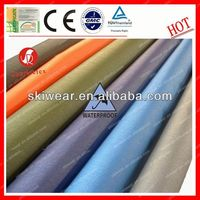 high quality waterproof 228t waterproof nylon taslan