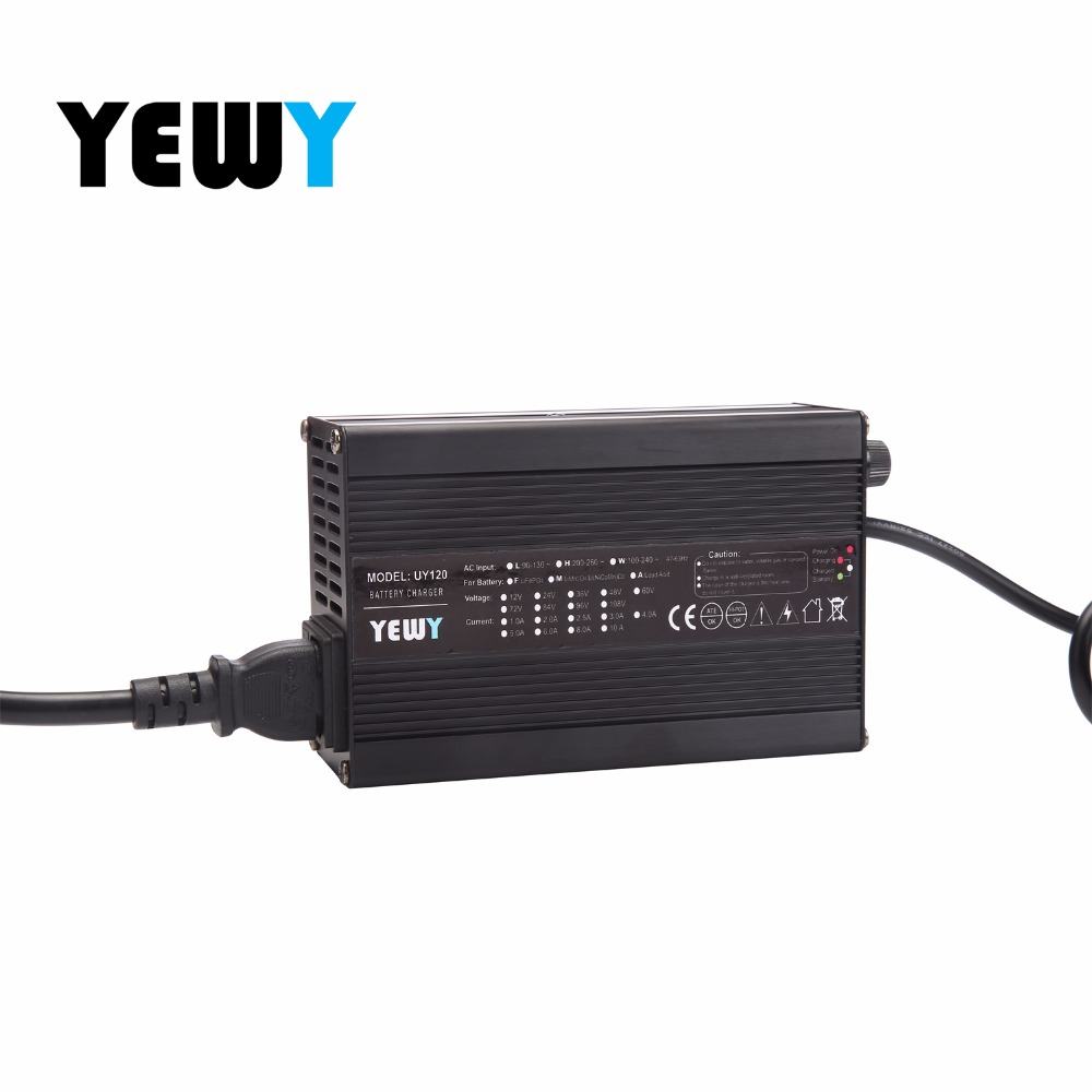 24volt 3a Battery charger Electric Bicycle/Scooter/Motorcycle Charger Li-ion/Lead acid/Lifepo4 Battery Charger