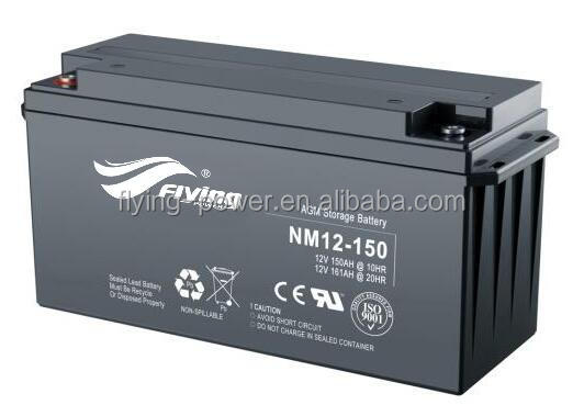 12V150AH Storage Battery Renewable Energy System Battery