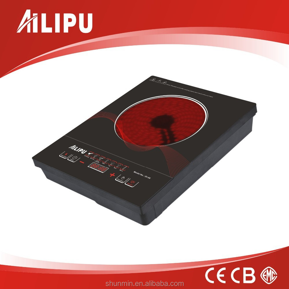 Hot selling CB CE approval electric infrared stove/infrared cooker popular in European market SM-DT202