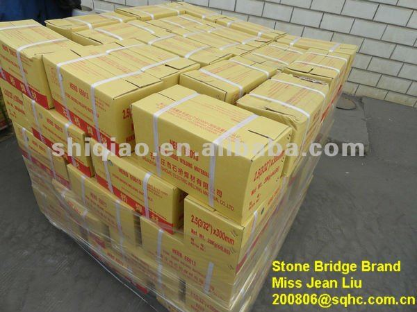 Rutile!! welding electrode for carbon steel E6013