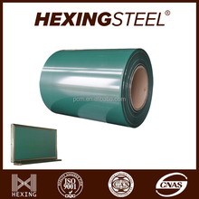 Hexing Company hot sale precoated ppgi/ppgl/color coating steel plate for greenboard