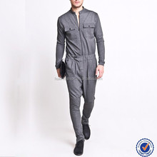 china Manufacturer of high quality pants new fashion jumpsuit for men