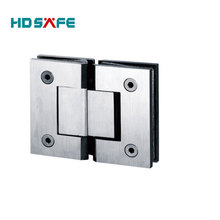 180 degrees stainless steel glass to glass hinges for doors SA8500G-2