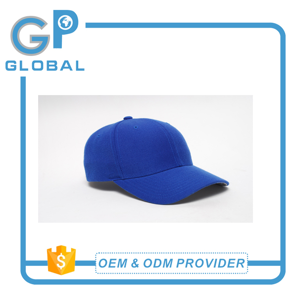 High quality custom 6 panel embroidered 100% cotton Baseball Cap