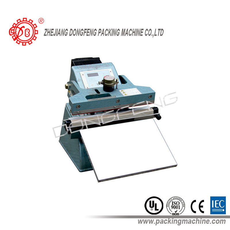 20years manufacturer common type foot sealing machine for plastic bag PFS-450A