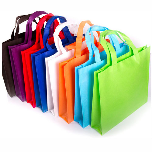 customized eco-friendly printed pp non woven tote bag