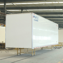 Fiberglass Sandwich Reefer Truck Box Panel Body