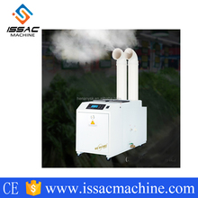 9kg/h Double tubes commercial humidifier best quality automatic ultrasonic humidifier for vegetable