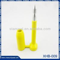 XHB-009 barcode container seal security gps bolt seal