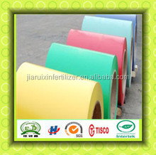 roofing materials galvanized prepainted coils