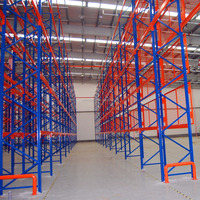CE warehouse pallet racking system