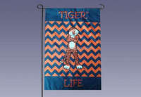 Leisure Color Customized Garden and House Flag