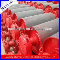 hand equipment parts mining conveyor bend pulley for conveyor system