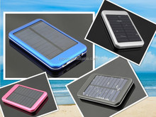 10,000mAh Portable universal solar charger, solar power bank for mobile phone/iPhone/iPad/tablet