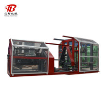 New design automatic straw rope weaving machine