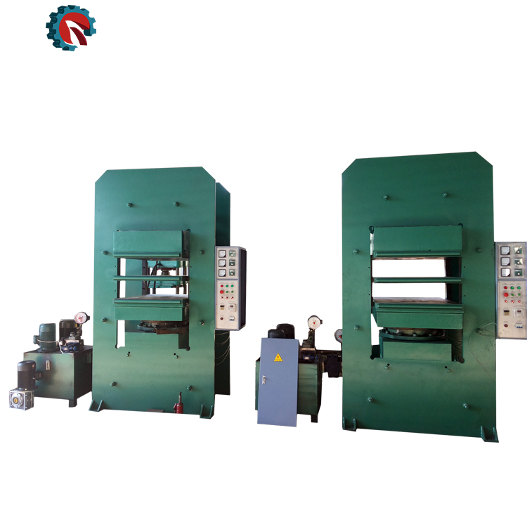 Used Rubber Moulding Hydraulic Press Vulcanzing Press Machine