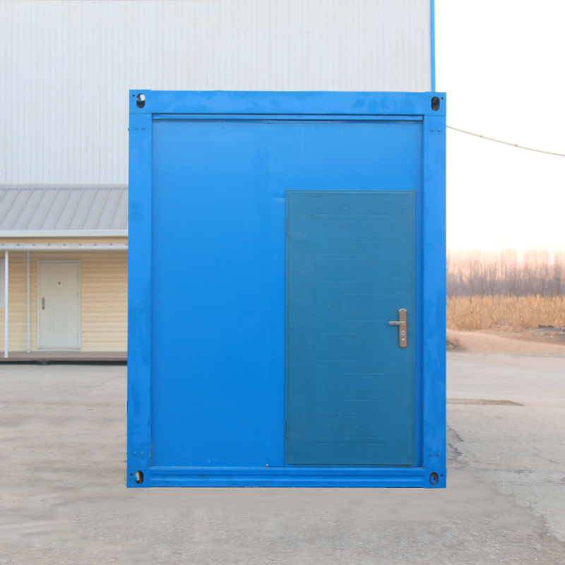 CE certified standard size hot sale low cost container house prices in ghana