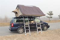 Deluxe Roof Top Tents with two ladders and skylihgt (220x310cm)