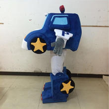 Custom car mascot costume