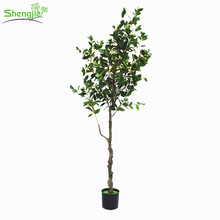 Cheap price indoor decorative indian artificial orange fruit tree