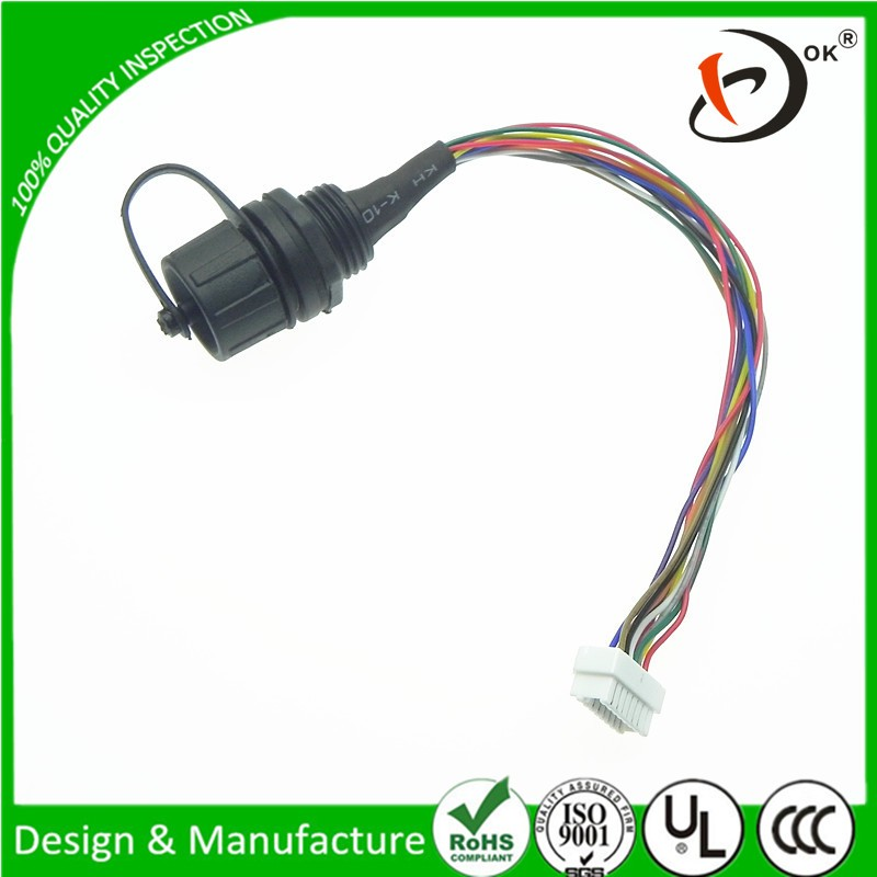 FI-X30H to 88441 connectors lvds cable assemble for laptop