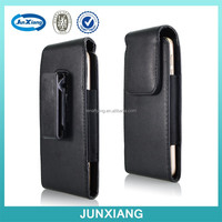 2015 leather belt holster wallet case pouch for Samsung Galaxy S6